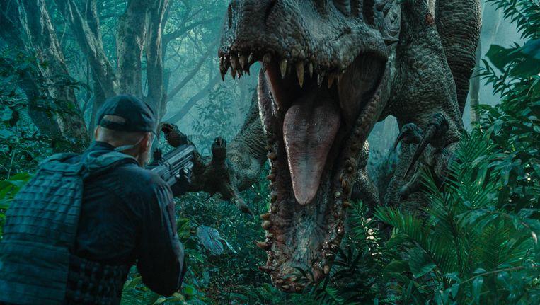 CNN maakte de lijst naar aanleiding van het succes van de film 'Jurassic World'.