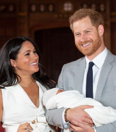Le lieu de naissance du bébé de Meghan et Harry révélé