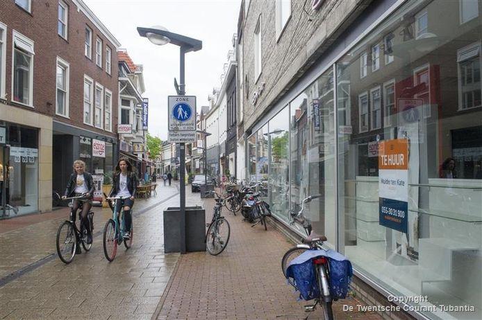 De Haverstraatpassage, een van de straten waar volgens de stichting weinig over is van de historische identiteit