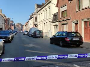 Man sterft bij incident in Tielt: straat afgesloten