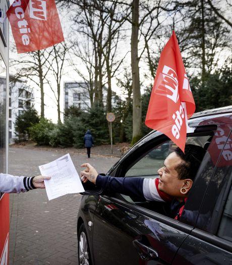 'Tilburg is nu aan de beurt': Stakingen van 48 uur in metaalsector