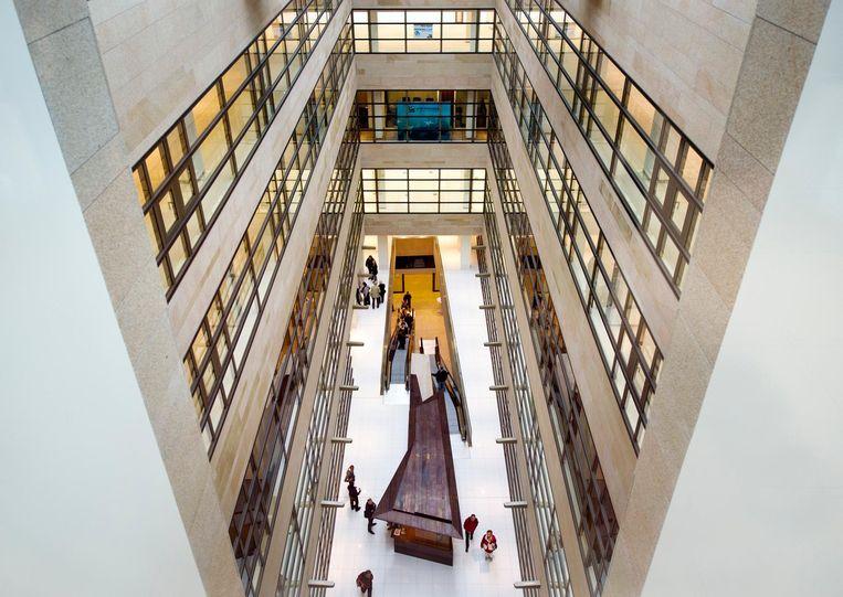 Tijdens Open Monumentendag zijn gebouwen te bezichtigen die normaal niet te bezoeken zijn. Beeld anp
