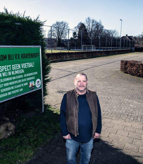Voetbalclub Krayenhoff vreest kantorencomplex voor de deur: 'We worden weggejaagd'
