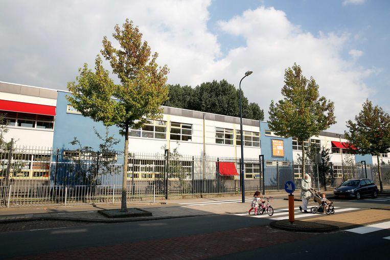 Een Amsterdamse basisschool. Beeld ANP
