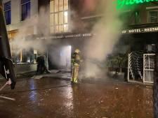 Brandweer vreest voor grote brand in binnenstad Deventer, maar blijkt op het verkeerde been gezet
