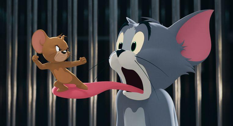 Cool: in je eentje naar Tom en Jerry in Het Ketelhuis. Beeld -
