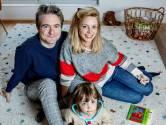 Xander en Roos: 'Onze dochter (2) heeft al 1000 euro op haar spaarrekening'