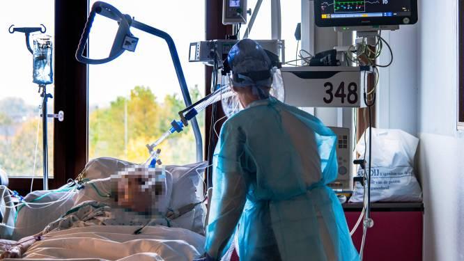 Aantal opnames Covid-patiënten in AZ Sint-Blasius weer gedaald