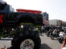 Le cercueil de DMX traverse New York sur un monster truck