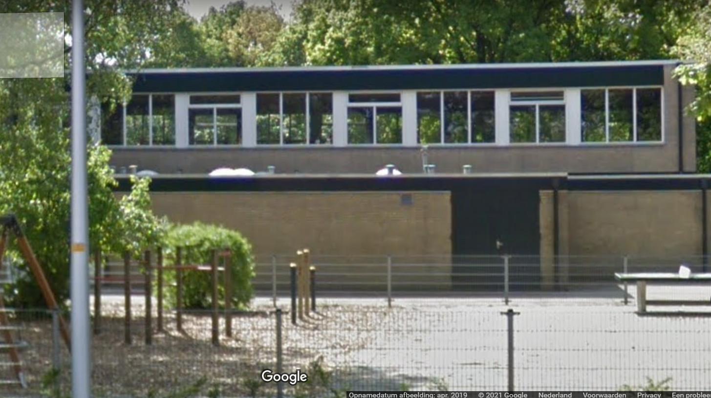 De gymzaal aan de Ridderhof in de Edese wijk Veldhuizen is vernieuwd en kan weer twintig jaar mee.