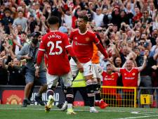 Sensationele rentree Cristiano Ronaldo bij Manchester United