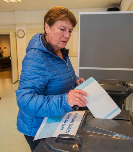 LIVE | Kwart van de kiezers heeft gestemd, opkomst in Den Bosch en Tilburg iets hoger dan vier jaar geleden