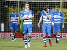 PEC Zwolle zwalkt ook zonder Van 't Schip stuurloos verder