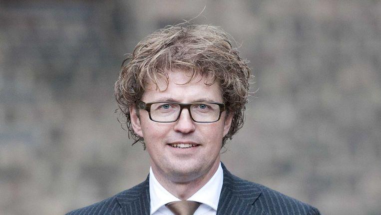 Staatssecretaris Sander Dekker (Media) Beeld ANP