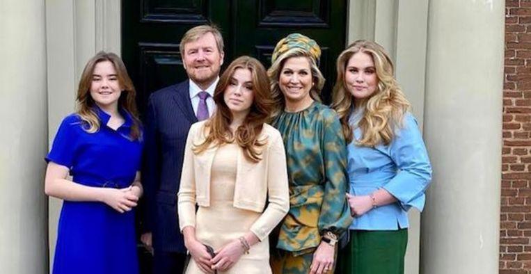 Dit maakt de Koningsdag outfit van prinses Alexia zo bijzonder Beeld Instagram