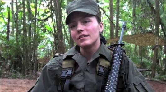 Tanja © Videostill uitzending Wereldomroep