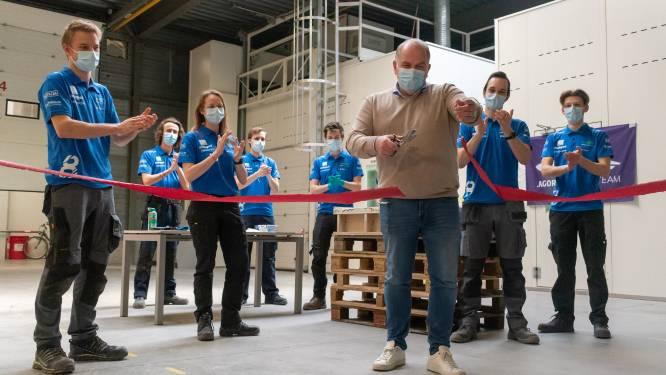 Agoria Solar Team van KU Leuven start met bouw van nieuwe zonnewagen