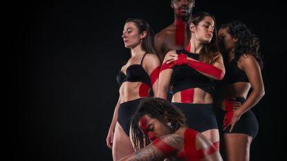 Dansvoorstelling 'We Are Not People' in CC De Steiger