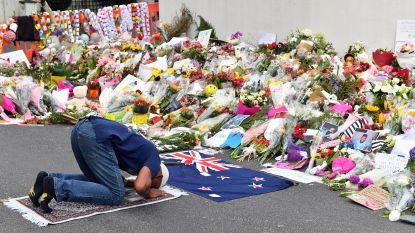 Verdachte terreuraanslagen Nieuw-Zeeland trekt verzoek in om proces buiten Christchurch te houden