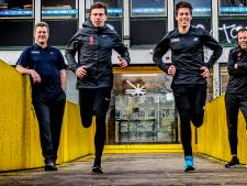Wat als je met topsporters als coaches voor de marathon traint?