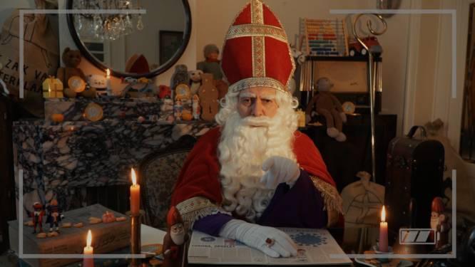 Sinterklaas komt op veilige afstand bij Gezinsbond dit jaar