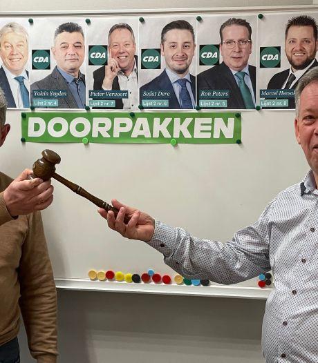 CDA Helmond: Vervoort nieuwe fractieleider, in plaats van Yeyden