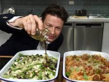 Jamie Oliver brandt zijn vingers niet meer aan restaurants