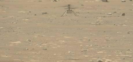 L'hélicoptère Ingenuity vole une deuxième fois sur Mars, plus haut et plus longtemps