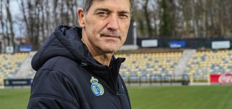 Felice Mazzu sera toujours l'entraîneur de l'Union la saison prochaine