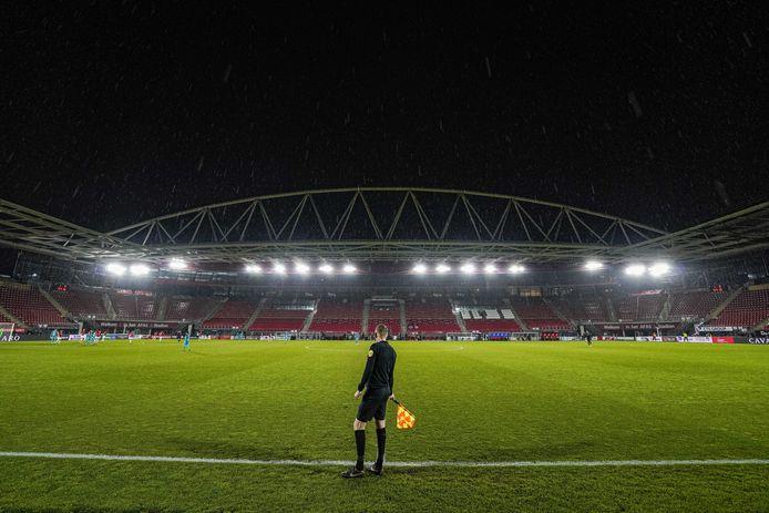 Het AFAS stadion.