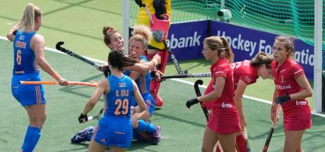 Les Red Panthers battues en demi-finale par les Pays-Bas