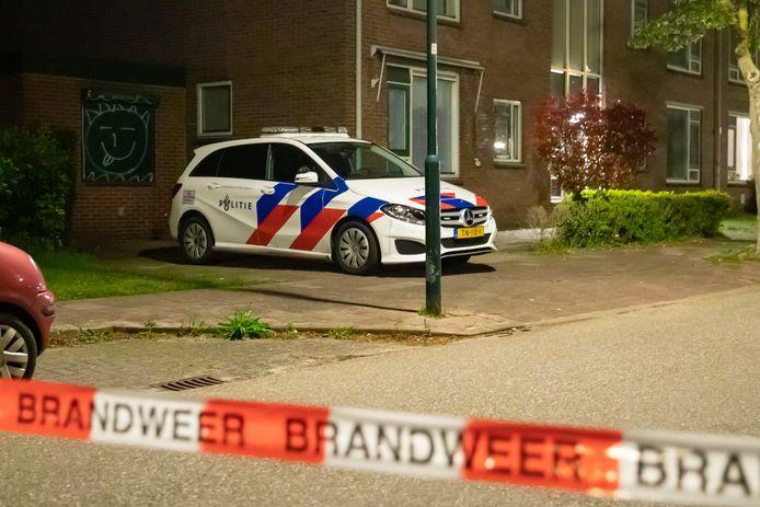 In een woning in Soesterberg werd een wietplantage ontdekt nadat de brandweer was gealarmeerd over een gaslek.