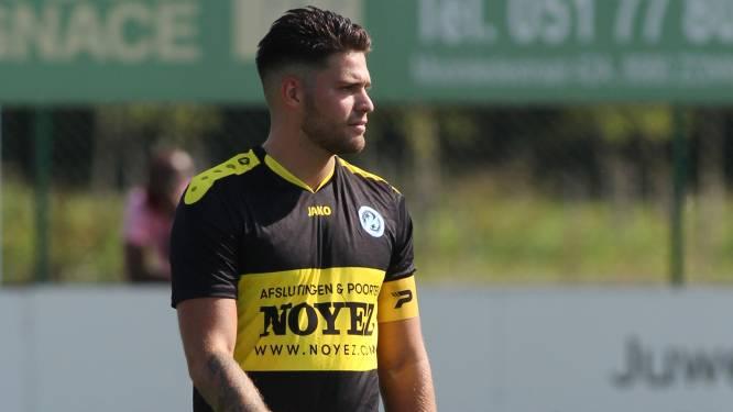 SC Zonnebeke ziet onverwacht zijn doelman en aanvoerder Olivier Djerdi vertrekken, Mathieu Vandershaeghe is de vervanger