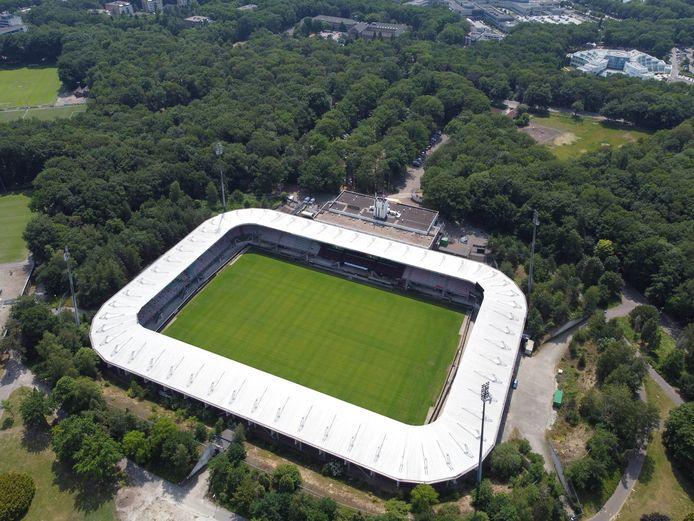 NEC wil het Goffertstadion kopen, moderniseren, uitbouwen en de directe omgeving erom heen bebouwen. Werktitel van het project: Volksparkstadion De Goffert. Het Goffertpark zelf blijft overigens onaangeroerd.