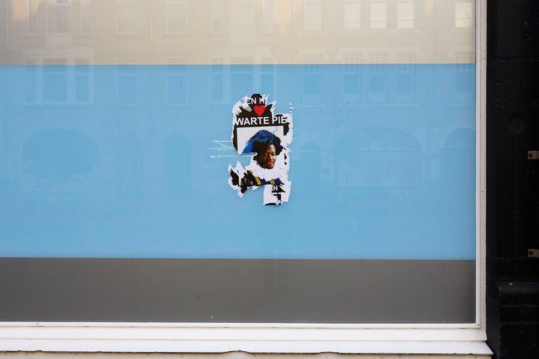 Een mening geven over Zwarte Piet krijgt op sociale media meer gewicht dan op een etalage. Beeld Getty Images