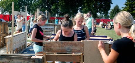 Niet alle kinderen kunnen meedoen met Timmerdorp, meer vrijwilligers nodig