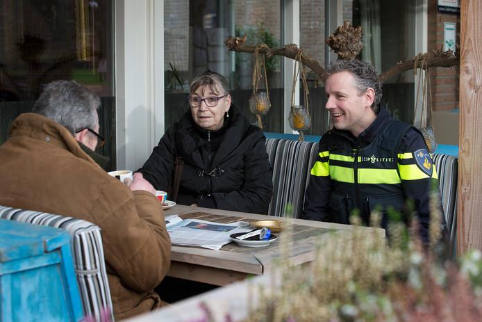Burgers in Bronckhorst kunnen op 28 mei zelf bepalen waarmee wijkagent Wouter Pol zich gaat bezighouden.