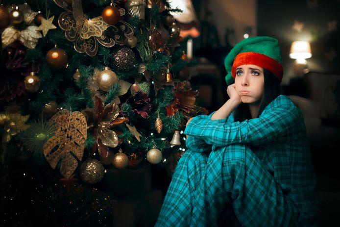 Wordt het een eenzame kerst?