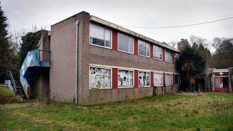 Basisschool De Ontdekkingsreis in Doorn zit om de tafel met de gemeente om te praten over nieuwbouw. Beeld Marcel van den Bergh / de Volkskrant