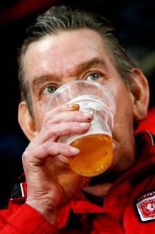 FC Twente-supporters drinken het meeste bier, Heracles volgt op tweede plaats