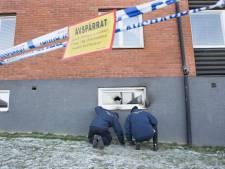 Weer brandbom gegooid naar Zweedse moskee