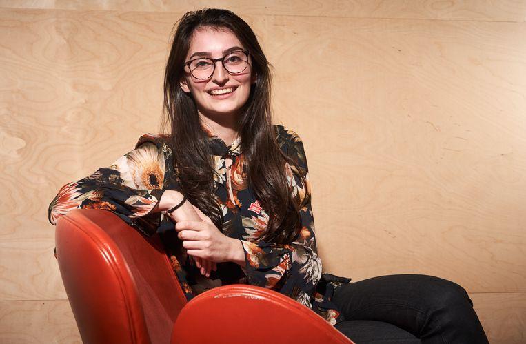 Alexandra Smarandescu. Beeld vincent duterne / photonews