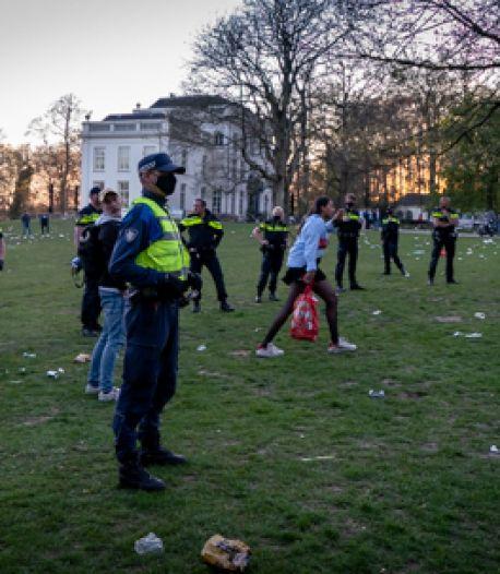 Marcouch over laat ingrijpen in overvol Sonsbeekpark: 'We pakken excessen aan, maar zijn geen politiestaat'