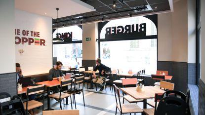 Goed nieuws voor fans van de Whopper: Burger King Leuven heropent morgen