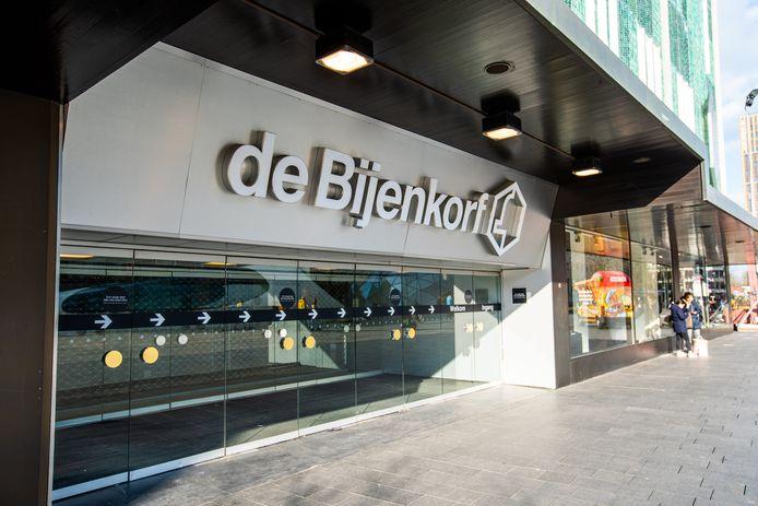 De Bijenkorf in Eindhoven. Foto ter illustratie.