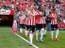 PSV-supporters al volop bezig met strijd met FC Basel, uitwedstrijd bijna uitverkocht