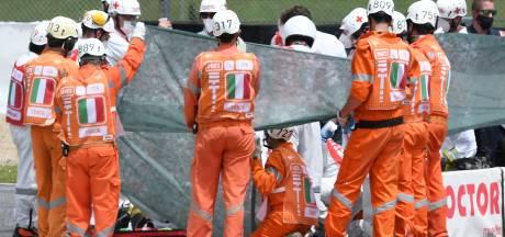 Le pilote suisse Jason Dupasquier, 19 ans, est décédé après son accident