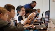 Hogeschool laat jongeren experimenteren op Dag van de Wetenschap