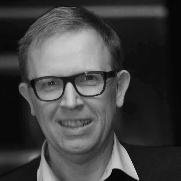 Peter Van Hove. Beeld rv