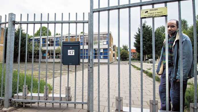 de Islamitische Scholengemeenschap Ibn Ghaldoun in Rotterdam